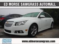 Chevrolet Certified, CARFAX 1-Owner, ONLY 48,515 Miles!