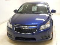 Options:  2013 Chevrolet Cruze 2Lt Auto