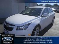 Autocheck Clean Title and Autocheck One Owner. Cruze