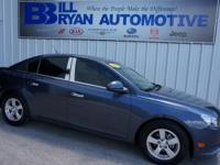 2013 Chevrolet Cruze 4dr Car 1LT. Our Area is: Costs