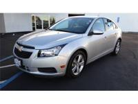FUEL EFFICIENT 38 MPG Hwy/26 MPG City! Chevrolet
