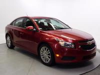 Recent Arrival! 2013 Chevrolet Cruze ECO CARFAX