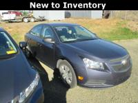 Cruze... LS... Sedan... 1.8 i4... 6-Speed Automatic...