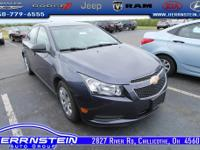 2013 Chevrolet Cruze LS This Chevrolet Cruze is