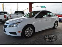 Options:  2013 Chevrolet Cruze Ls|Visit Williams Group