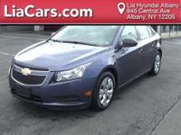 2013 Chevrolet Cruze LS. AM/FM Stereo w/CD Player/MP3