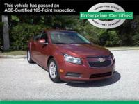 2013 CHEVROLET CRUZE LT SEDAN 4 DOOR Our Location is: