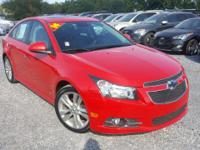 2013 Chevrolet Cruze LTZ. Serving the Greencastle,