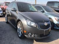 Options:  2013 Chevrolet Cruze Ltz|Need Gas| I Don't