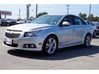 Exterior Color: silver ice metallic, Body: LTZ Auto 4dr