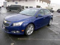 Exterior Color: blue, Body: Sedan, Engine: 1.4L I4 16V