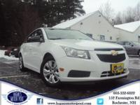 This Cruze will send you off cruising in awe! At an