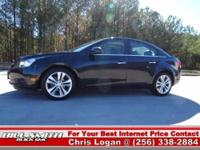 This is one Sharp Chevy Cruze with the LTZ Package!! It