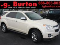 New Price! Certified. 2013 Chevrolet Equinox LT CARFAX
