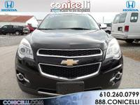 This 2013 Chevrolet Equinox IS PRICED TO SELL! -CARFAX