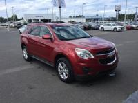 CARFAX One-Owner. Clean CARFAX. Red 2013 Chevrolet