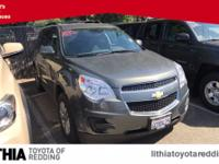 FUEL EFFICIENT 32 MPG Hwy/22 MPG City! CARFAX 1-Owner,