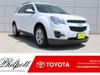 This 2013 Chevrolet Equinox LT comes complete