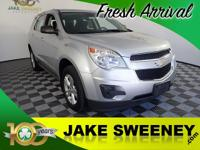 Meet our GM Certified 2013 Chevrolet Equinox. This