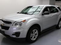 This awesome 2013 Chevrolet Equinox 4x4 comes loaded
