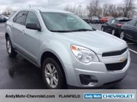 Chevrolet Equinox  Clean CARFAX.    29/20 Highway/City