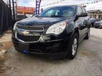 Drive away with this beautiful 2013 Chevrolet Equinox.