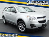 PRICED BELOW MARKET!! THIS Equinox WILL SELL FAST! This