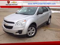 Options:  2013 Chevrolet Equinox Ls|Ls 4Dr