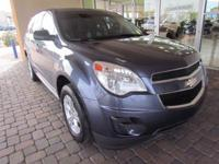 This 2013 Equinox is for Chevrolet fanatics looking far