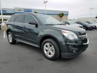 Come see this 2013 Chevrolet Equinox LS. Its Automatic