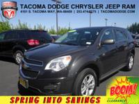 Gets Great Gas Mileage: 32 MPG Hwy... New Arrival! This