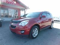 Options:  2013 Chevrolet Equinox Visit Auto Group