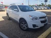 Summit White 2013 Chevrolet Equinox LT 1LT AWD 6-Speed