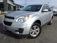 Options:  2013 Chevrolet Equinox Lt|Silver|3.53 Axle