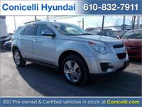 PREMIUM & KEY FEATURES ON THIS 2013 Chevrolet Equinox