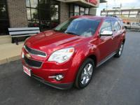 2013 CHEVROLET EQUINOX LT, 1-OWNER ON THIS IMPECCABLE