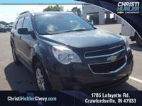 CARFAX One-Owner.  Ashen Gray Metallic 2013 Chevrolet