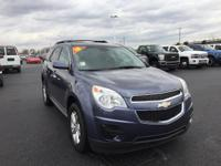 2013 Chevrolet Equinox LT 1LT FWD 6-Speed Automatic
