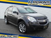 This 2013 ALMOST NEW Chevrolet Equinox has a great