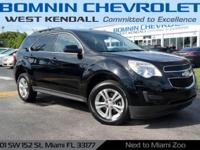 Options:  2013 Chevrolet Equinox Lt|Black|2013