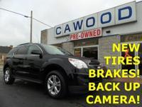 Options:  2013 Chevrolet Equinox Lt|Black|New