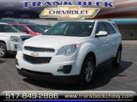 Options:  2013 Chevrolet Equinox Lt|Lt 4Dr Suv W/