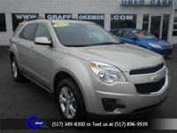Options:  2013 Chevrolet Equinox 1Lt|Champagne Silver