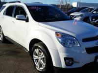 2013 Chevrolet Equinox LT 2LT CARFAX One-Owner. Brand