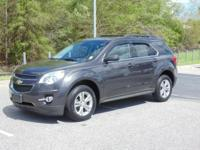 Options:  2013 Chevrolet Equinox Fwd 4Dr Lt W/2Lt