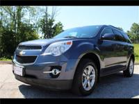 Comfortable and Spacious! This 2013 Equinox has room