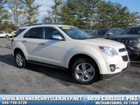 Come see this 2013 Chevrolet Equinox LTZ. Its Automatic