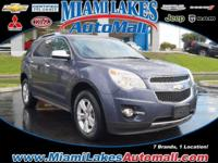 *** MIAMI LAKES CHEVROLET *** AWD. You Win! Yeah baby!