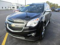Options:  2013 Chevrolet Equinox Awd Ltz|Power Leather