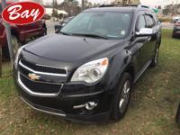This 2013 Chevrolet Equinox LTZ is offered to you for